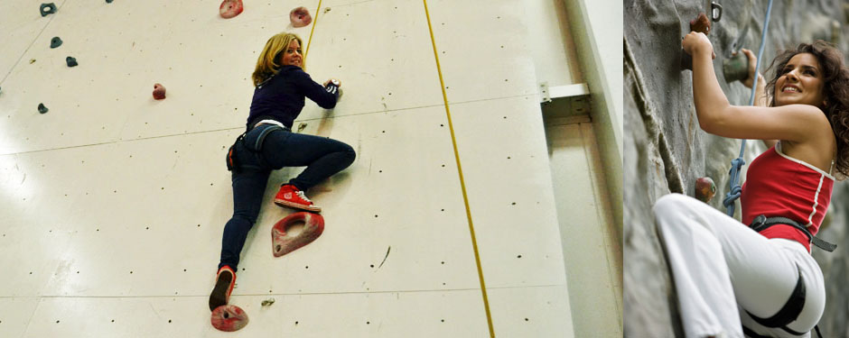 Här kommer du kunna prova klättring