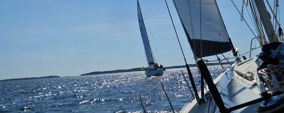 Testa att segla!